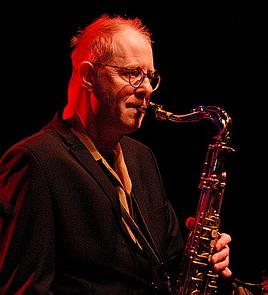 Nick Payne Sax