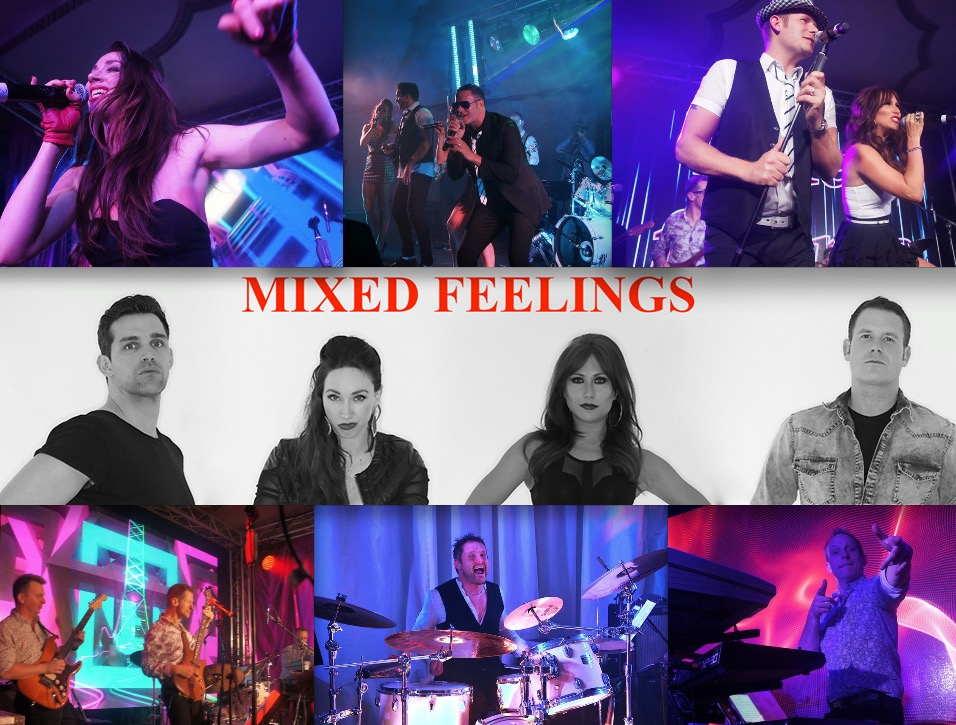 MIXED FEELINGS Montage